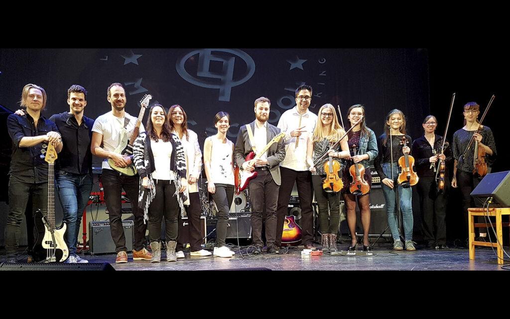Akustik Ensemble landsberg music school
